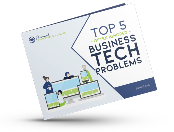 Top Five Often Ignored Business Tech Problems
