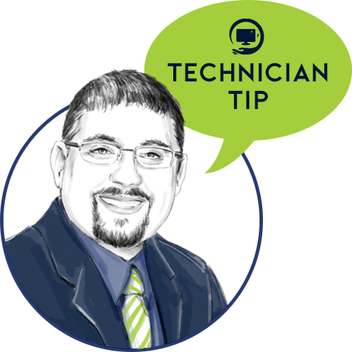 Technician Tip